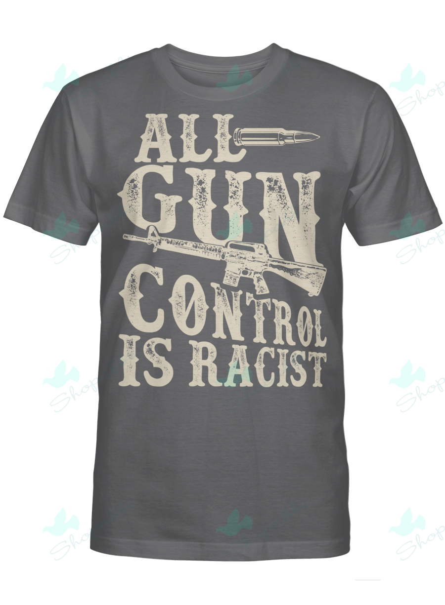 All Gun Control Is Racist - 5