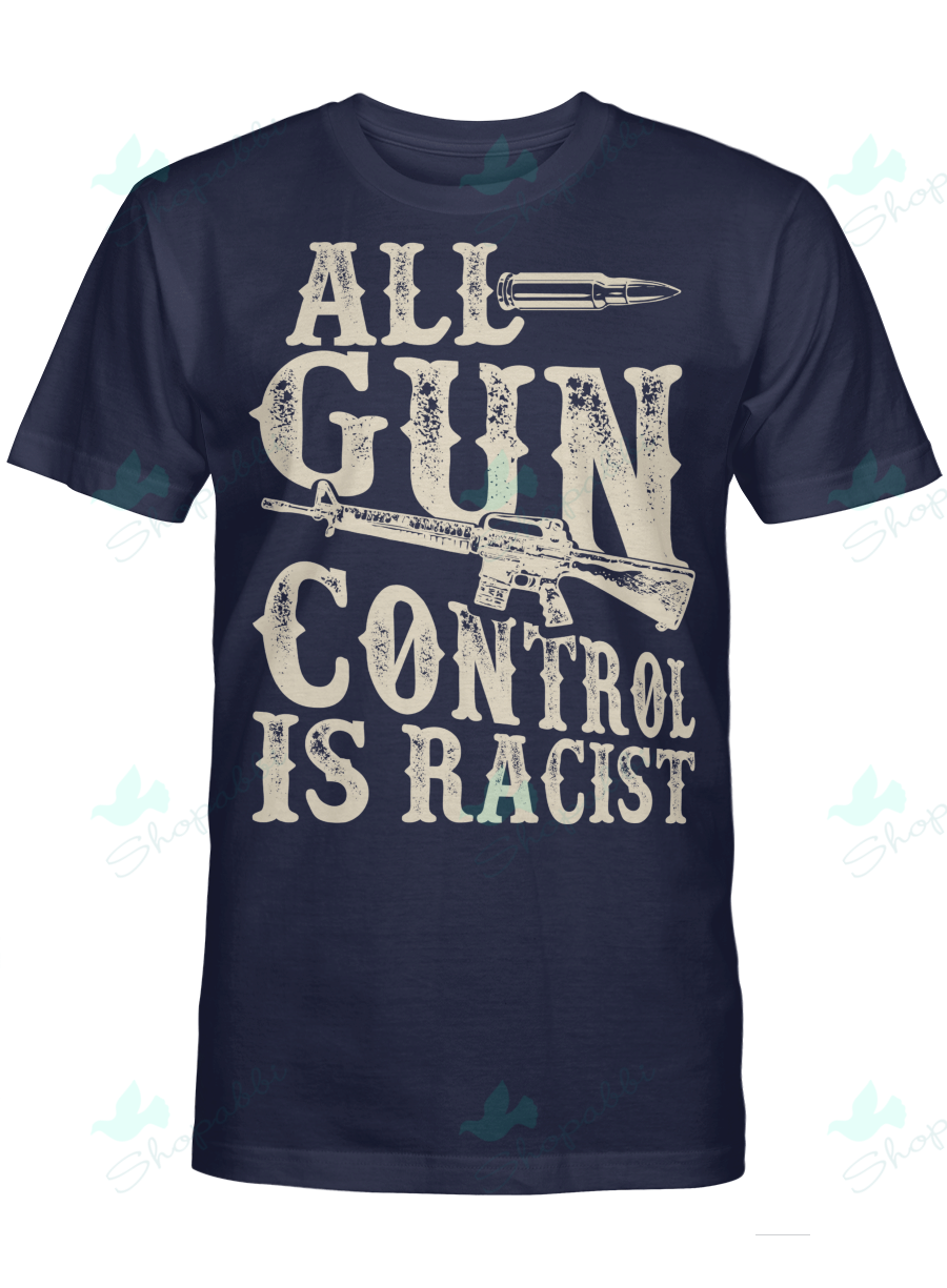 All Gun Control Is Racist - 2