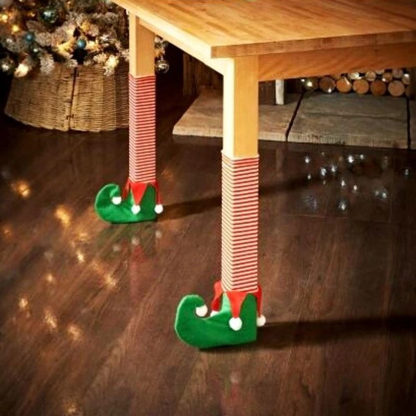 Christmas Feet (4 Pcs / Set)
