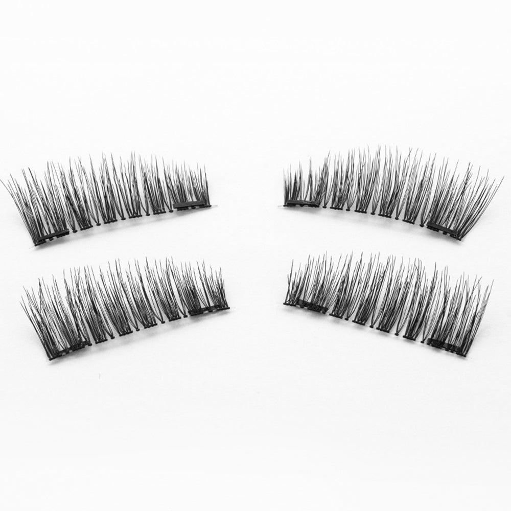 Reusable Magnetic Eyelashes (4pairs/set)