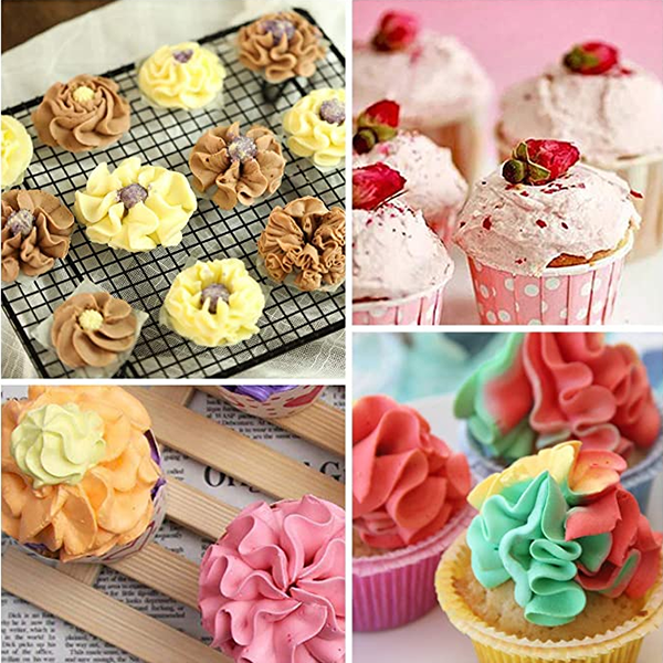 Holiday Sale! Cake Decor Piping Tips