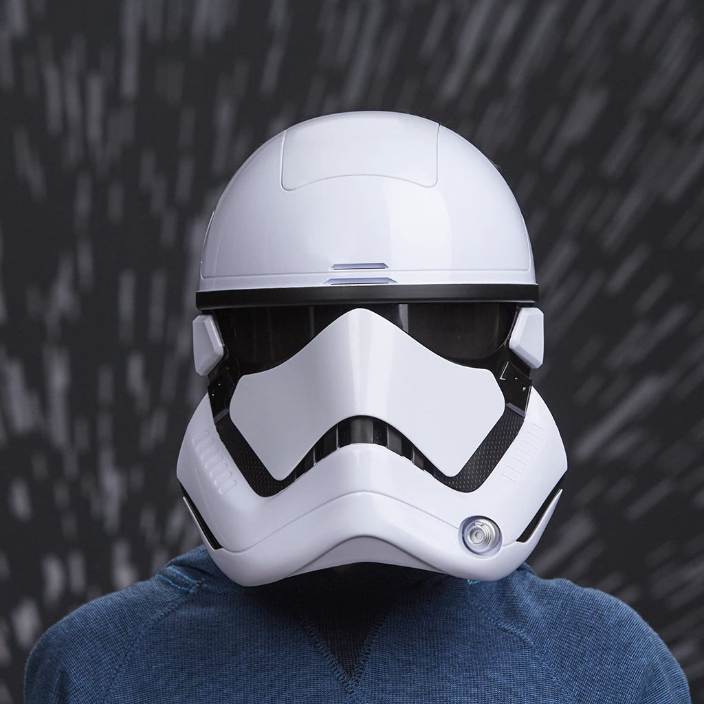 Star Wars Imperial Stormtrooper Mask Cosplay