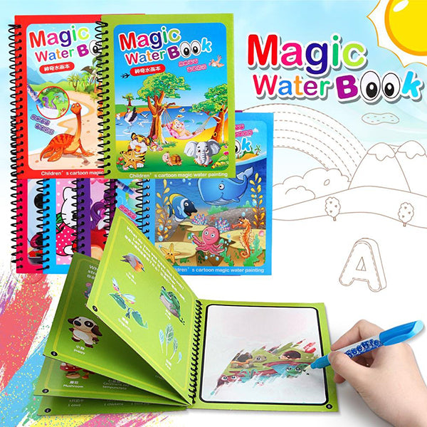 Water Drawing Book