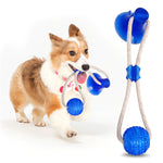 Multi-Function Pet Molar Bite Toy