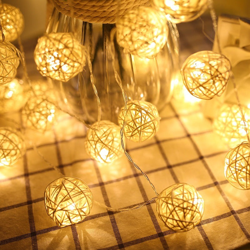 LED Lights Ball Christmas Decoration