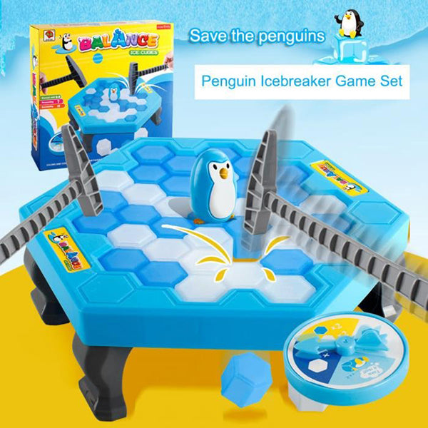 Save The Penguin BoardGame