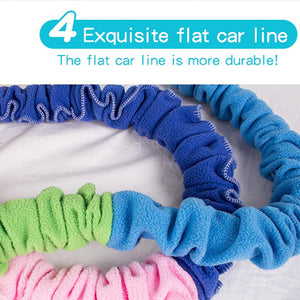 Elastic Fleece Cooperative Stretchy Band