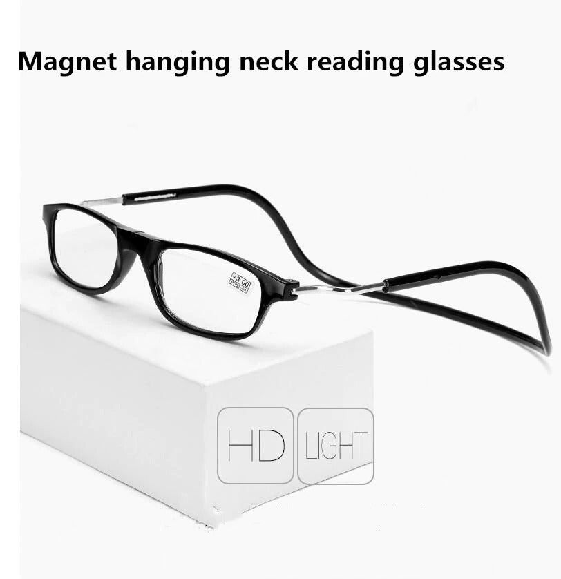 Reading Glasses With Flexible Head Band
