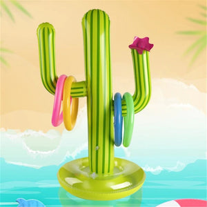 Inflatable Cactus Round Toss