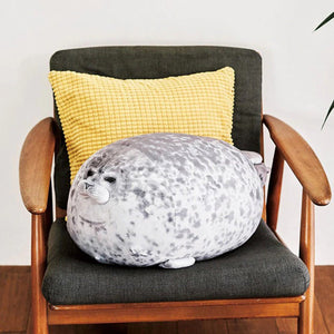Chonky Seal Pillow