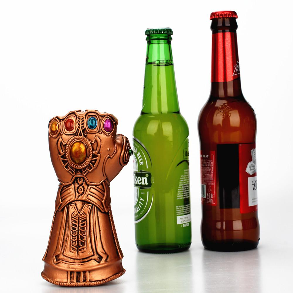 Thanos Bottle Opener