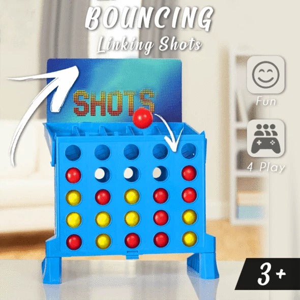 Bounce-Off Party Game