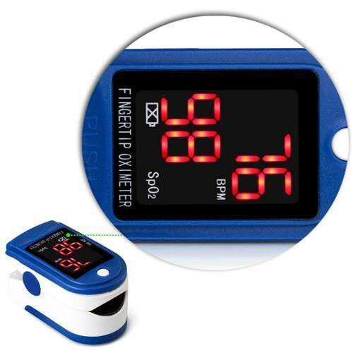 Fingerip Blood Pressure Monitor