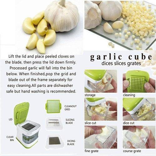 Perfect Garlic Press