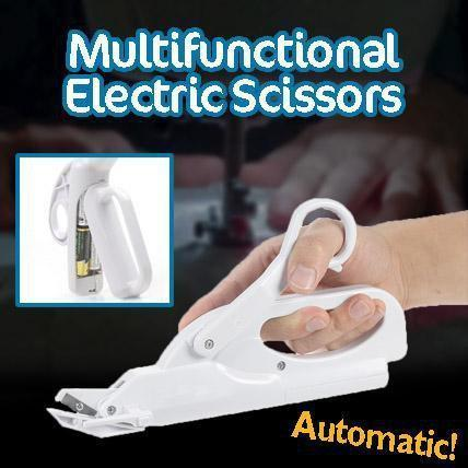 Multifunctional Electric Scissors