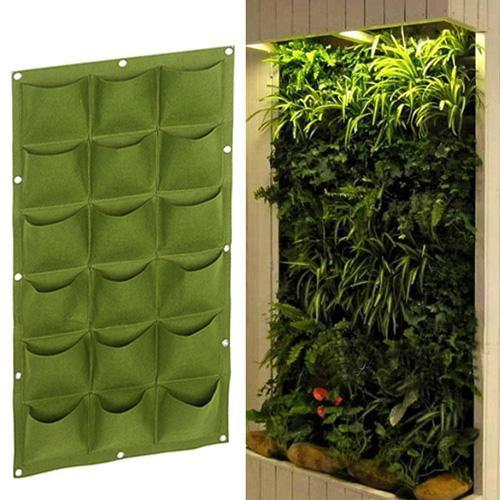 Pockets Vertical Vegetable Garden