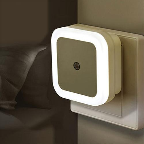 LED Night Light Lamp with Dusk to Dawn Sensor