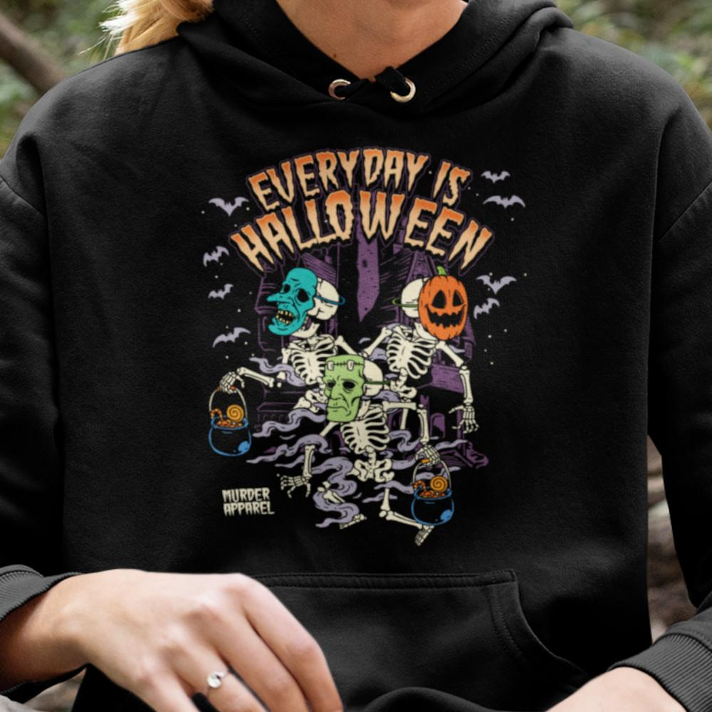 Everyday Is Halloween Hoodie