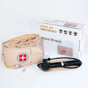 Waist Belt Back Massager
