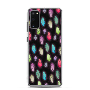 Witchy Crystals Magical Samsung Case