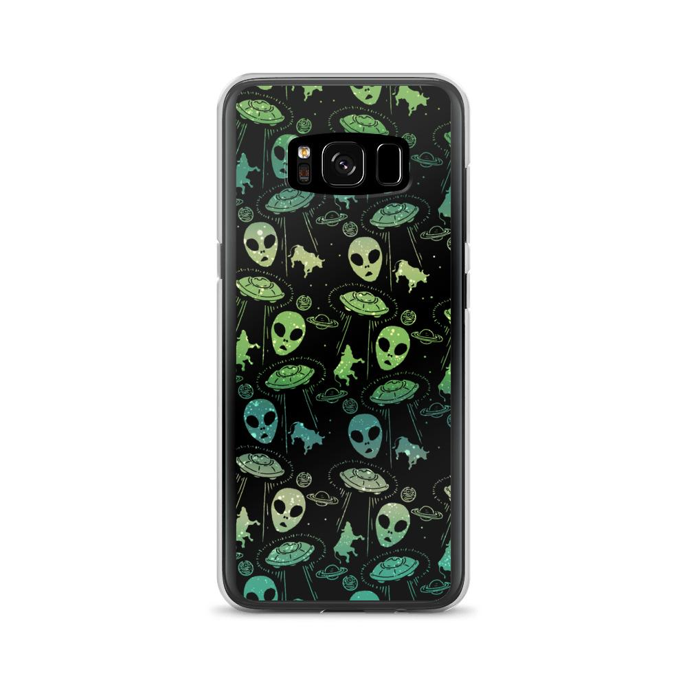 Aliens And Ufos Samsung Case