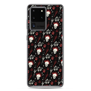 Punk Rock Anarchy Samsung Case