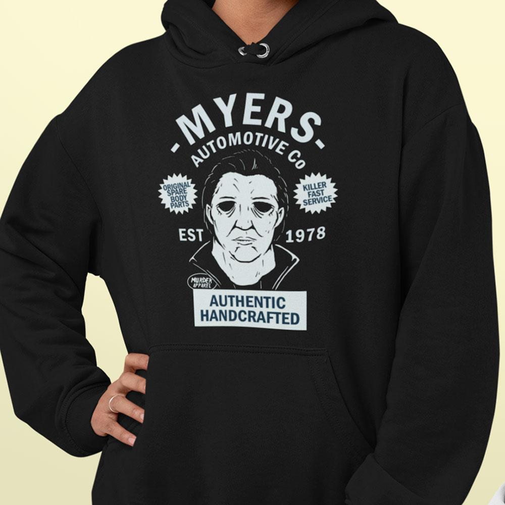 Myers Automotive Hoodie
