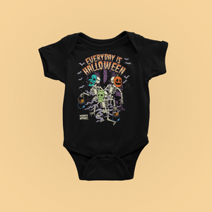 Everyday Is Halloween Baby Bodysuit