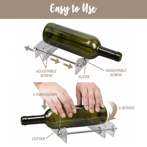 Glass Bottle Cutter DIY Tool