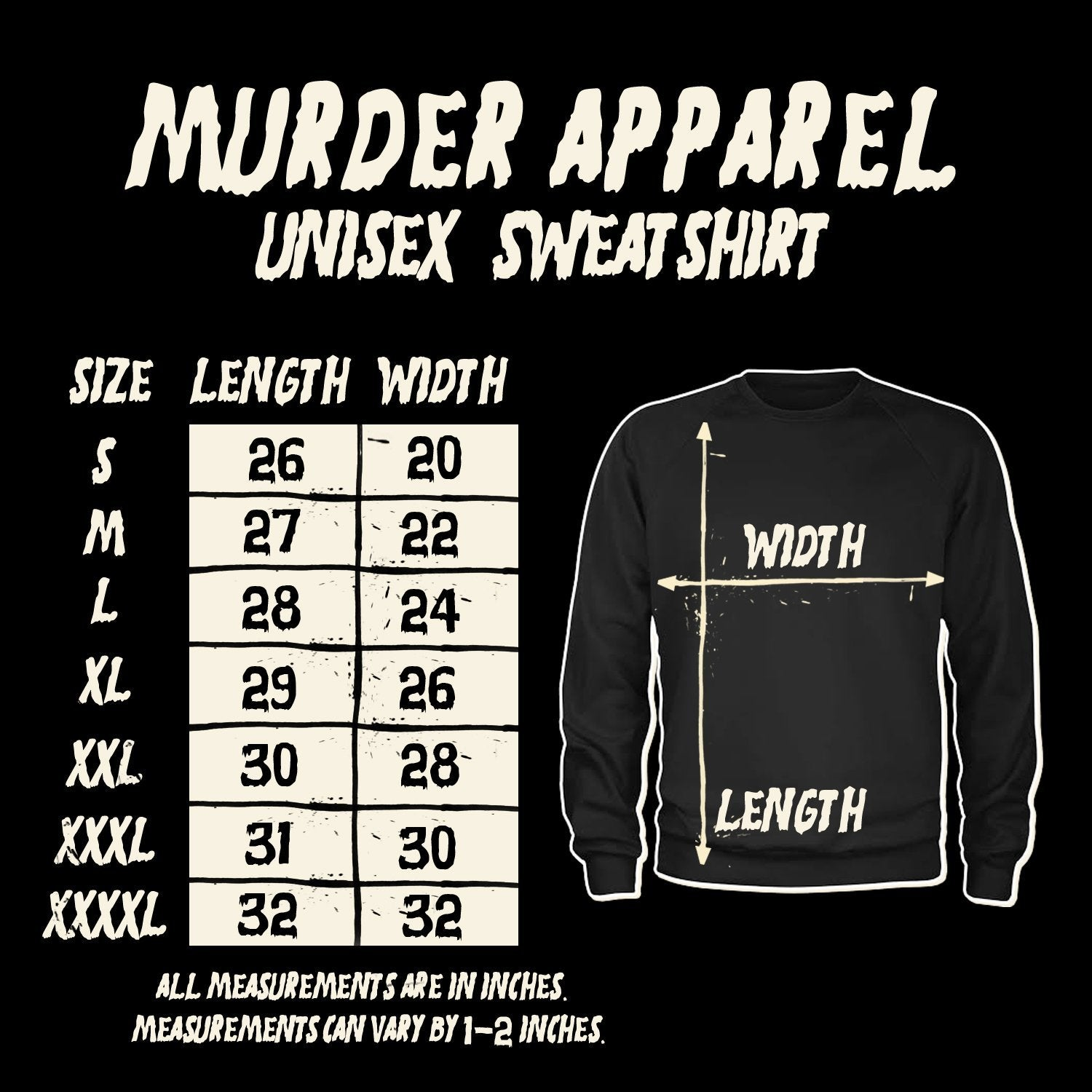 Basic Witch Sweatshirt