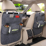 Multi-Purpose Auto Seat Organizer Bag