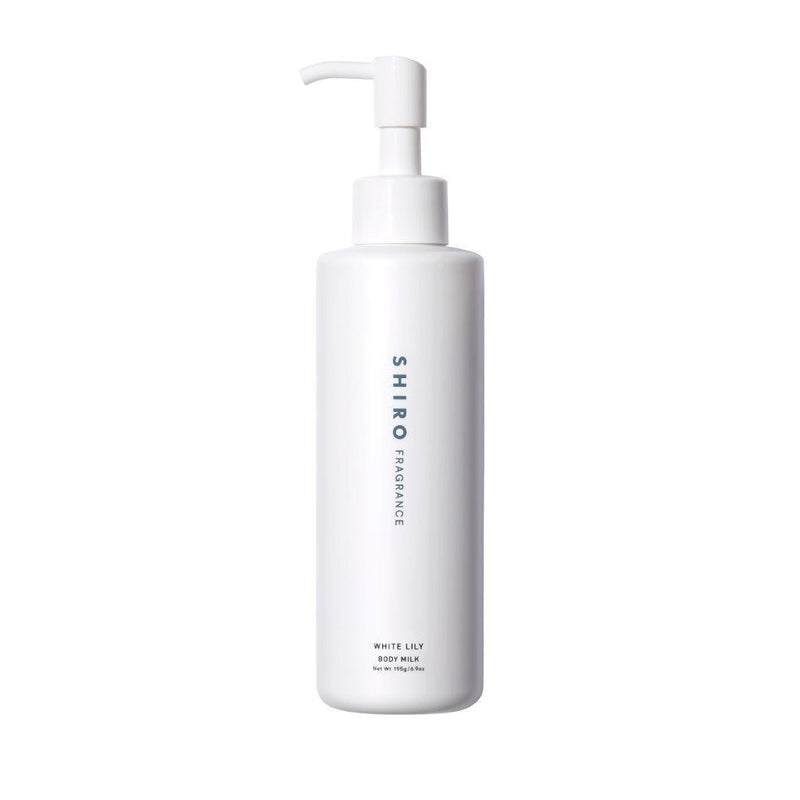 SHIRO White Lily Body Milk
