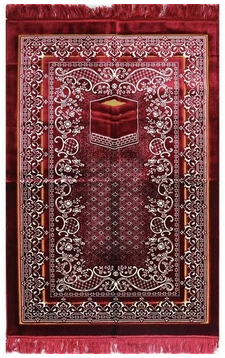 Muslim Prayer Rugs Travel Mat