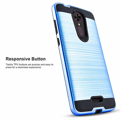 REVVL Plus (T-Mobile) Heavy Duty Dual Layer Case