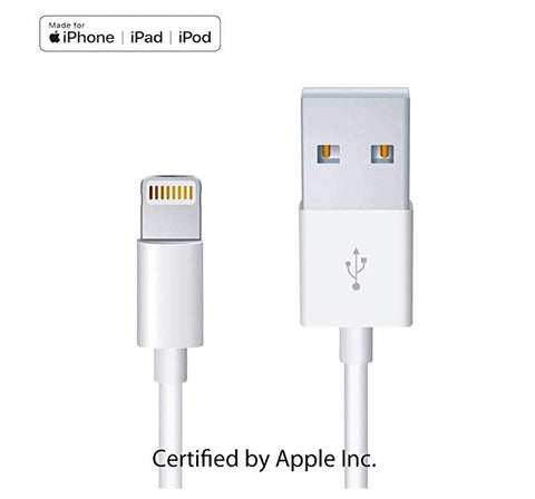 10ft World Fast Durable USB Rapid Charge Cable for All iPhone & iOS - TDKNY