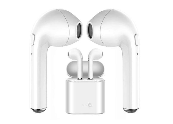 TWS i7s Bluetooth Wireless Headphone, Stereo Earbuds for android & iOS - TDKNY