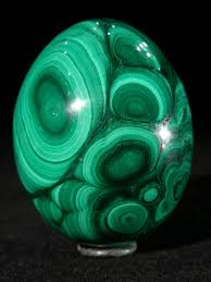 Oeuf Malachite Grand Non Percé