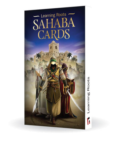 Sahaba Cards - Learning steps