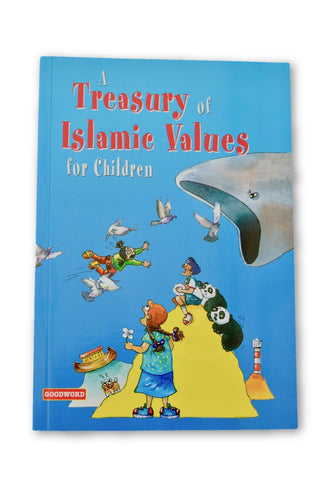 Treasury of Islamic Tales - Learning steps