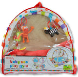 Play gym(Baby zoo by red kite) - Learning steps