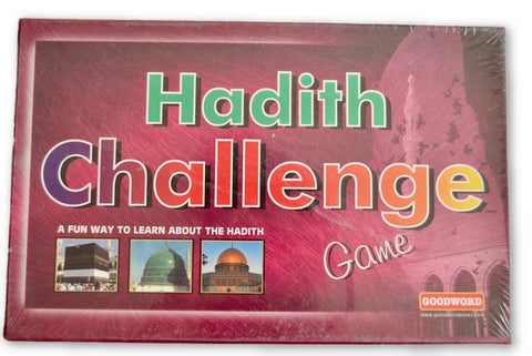 Hadith Challenge - Learning steps