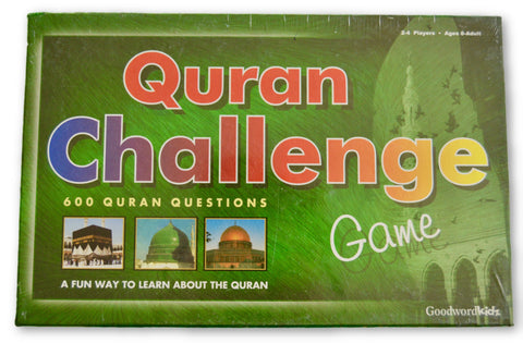 Quran Challenge - Learning steps