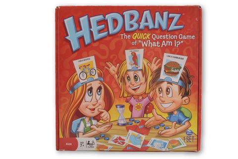 Hedbanz - Learning steps