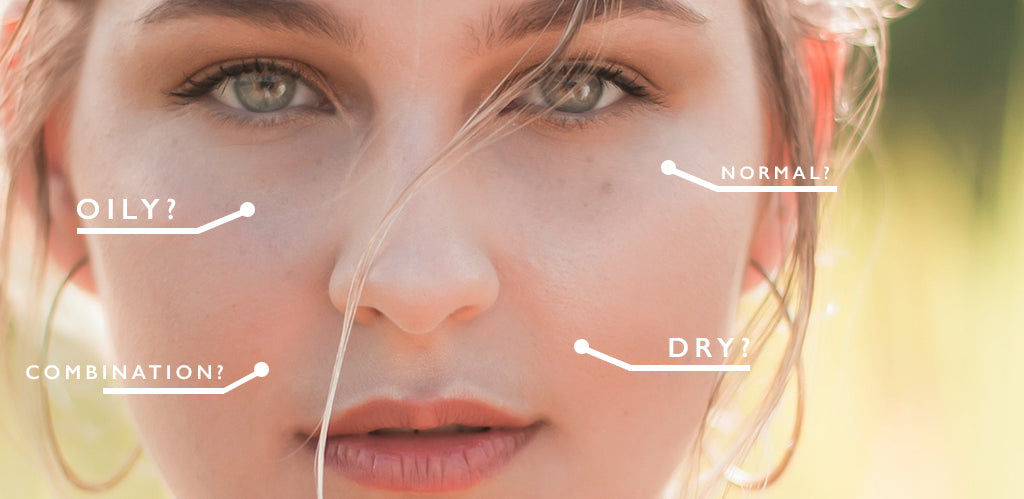 Discover your skin type