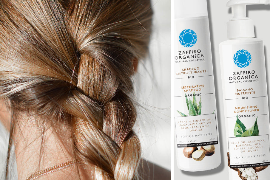 natural hair products sulphate free shampoo moisturizing