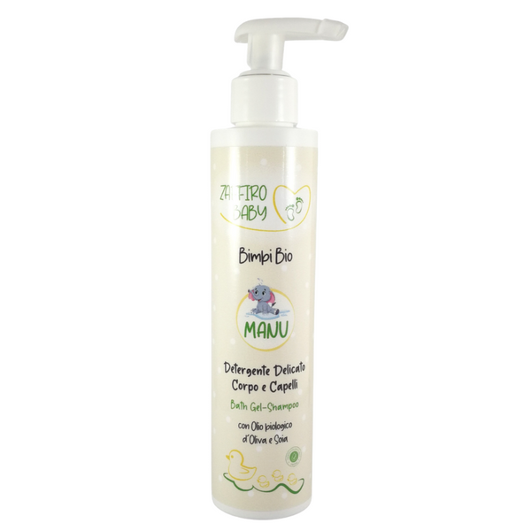 Bio Baby Manu Delicate Soap 200ml