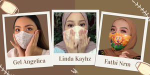 Make Up Maskerproof Ala Beauty Vlogger Indonesia