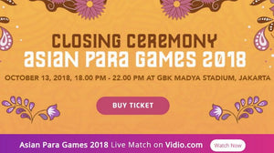Closing Asian Para Games 2018: Judika, Sheryl Sheinafia, Cokelat, NTRL, hingga girl band Korea, AOA!