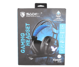 Sades XPower Plus Gaming Headset - Nyari.id