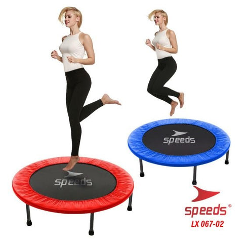 Trampolin Olahraga Gym Fitness Speeds LX 067-02 Original 48 Inch